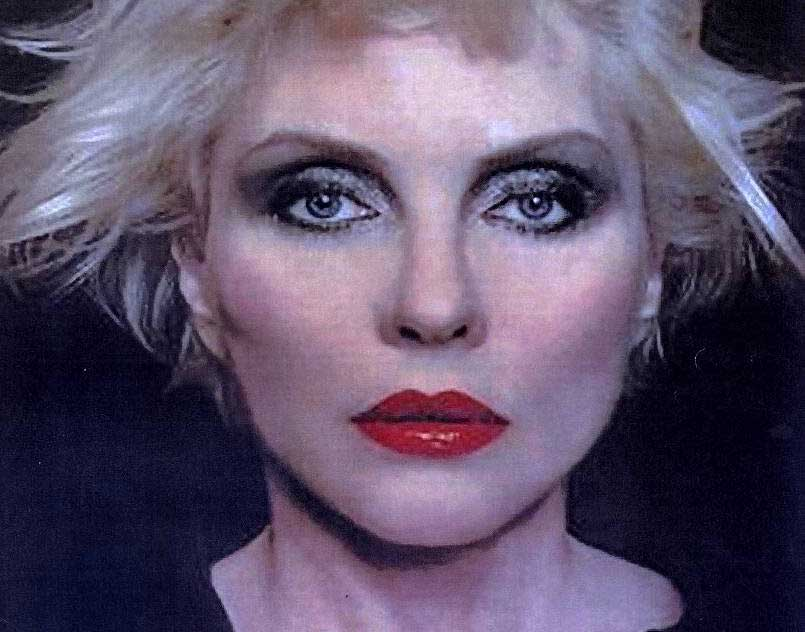 Blondie biography 8notes com