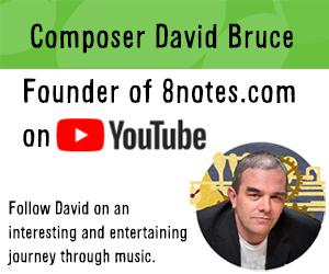 C# Piano Chord - Piano Chord Chart - 8notes com