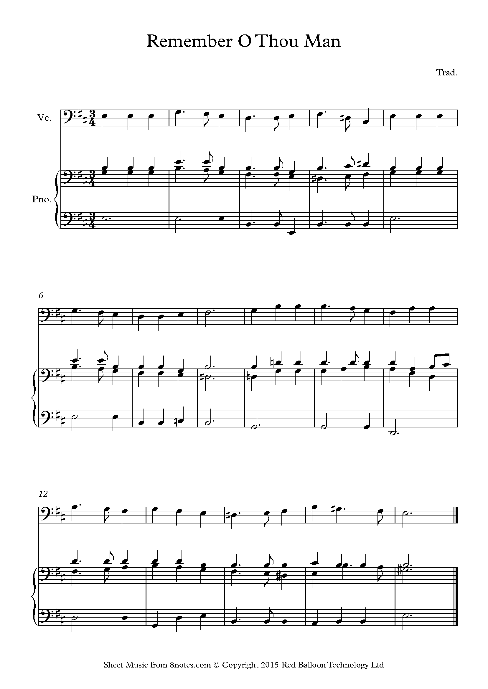 Free Cello Sheet Music, Lessons & Resources - 8notes.com