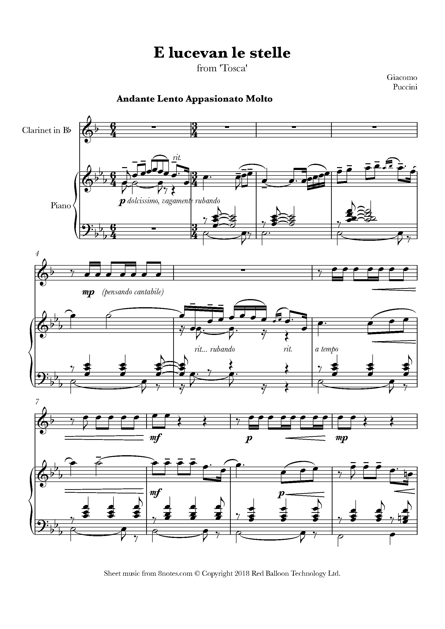 Free Clarinet Sheet Music Lessons Resources 8notes