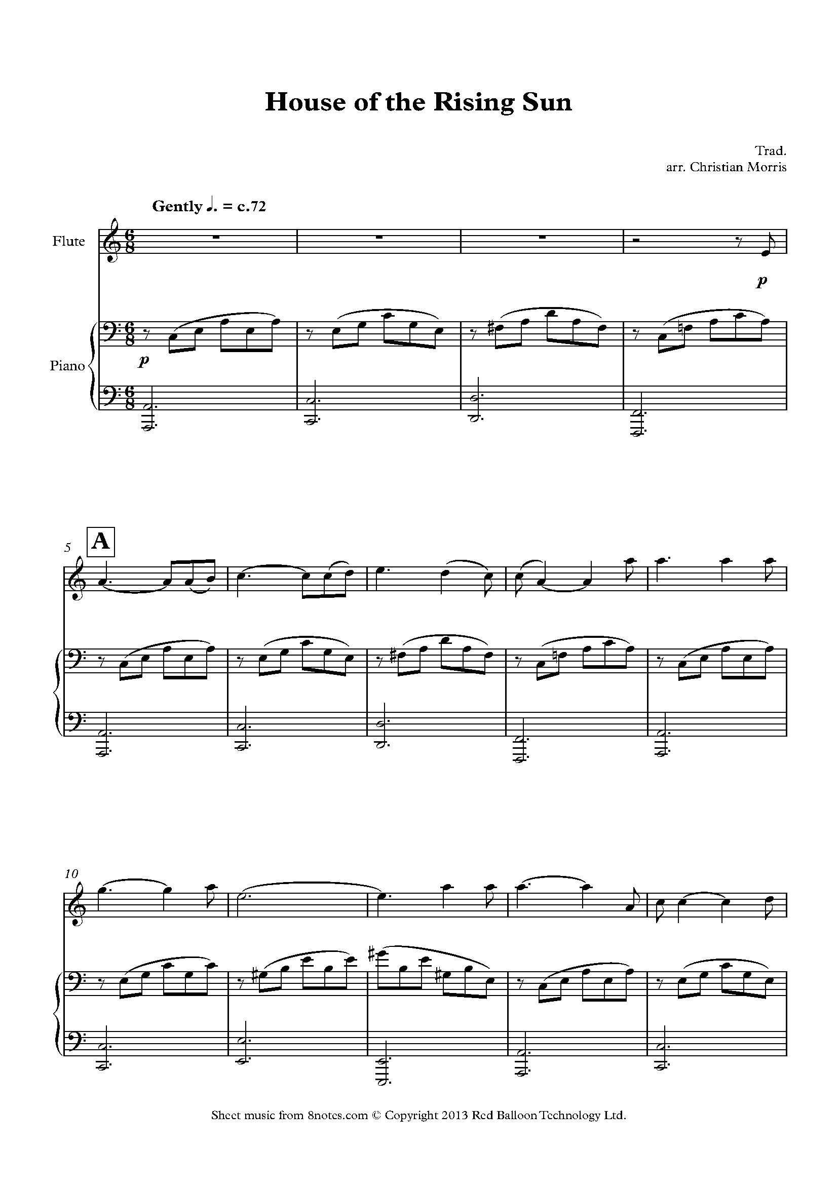 12 Easy Flute Solos That Sound Amazing (with links to our free sheet