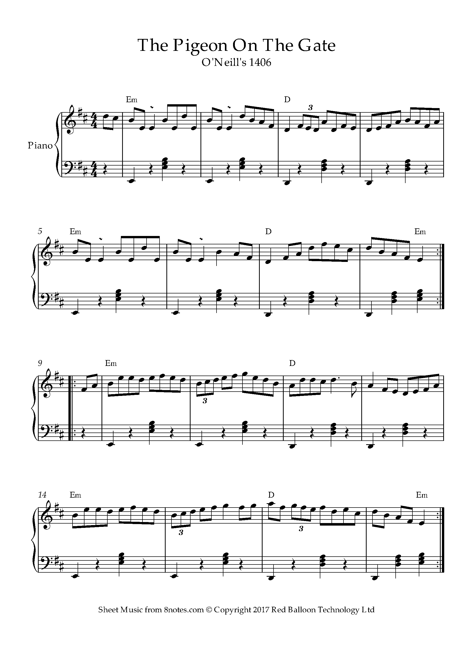 Piano Versions Of Popular Songs