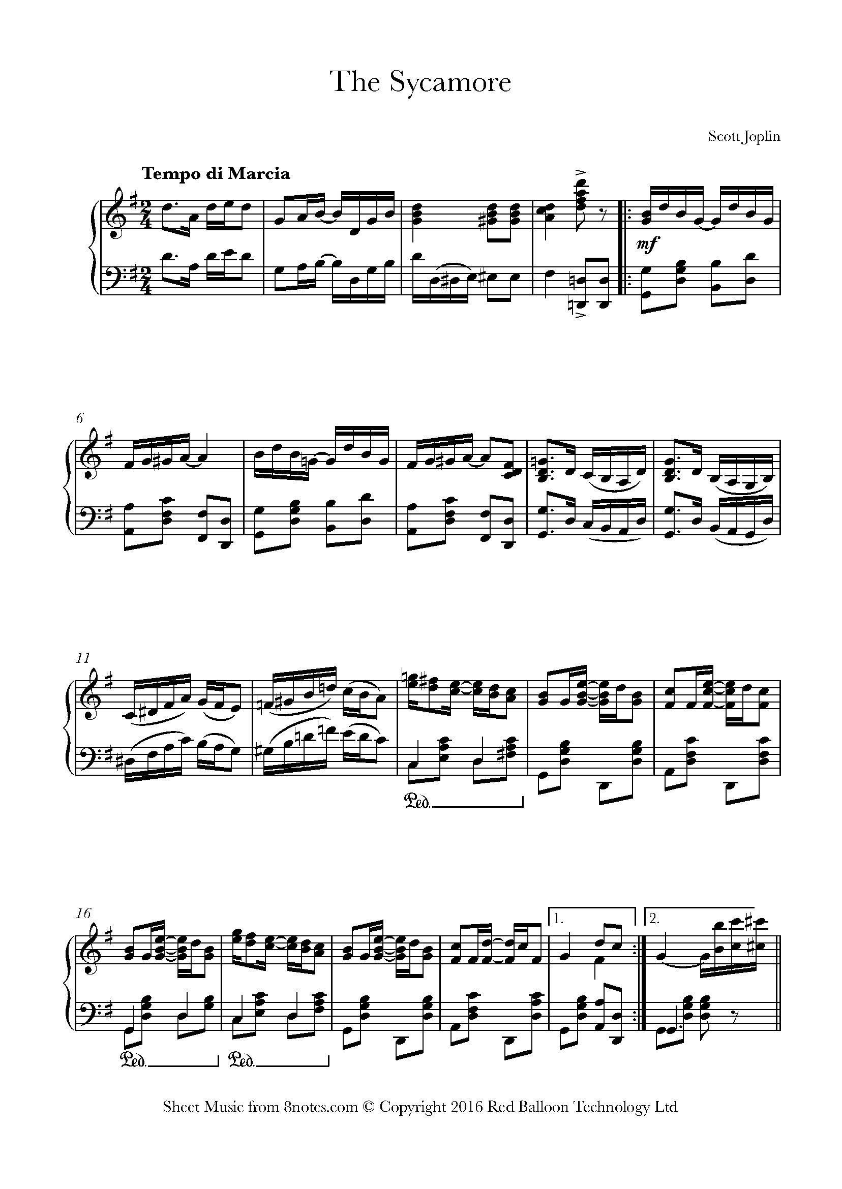 Free Piano Sheet Music, Lessons & Resources - 8notes com