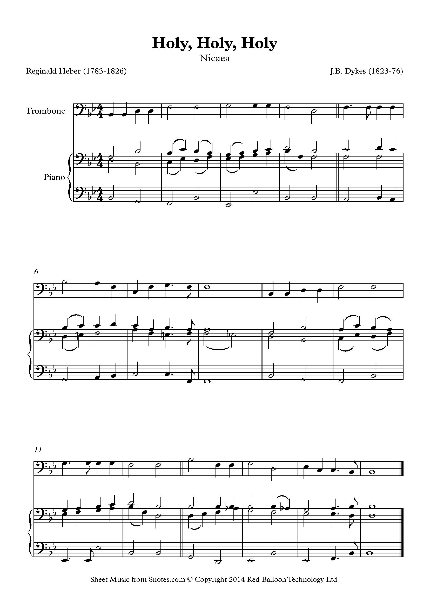 random pick in trombone