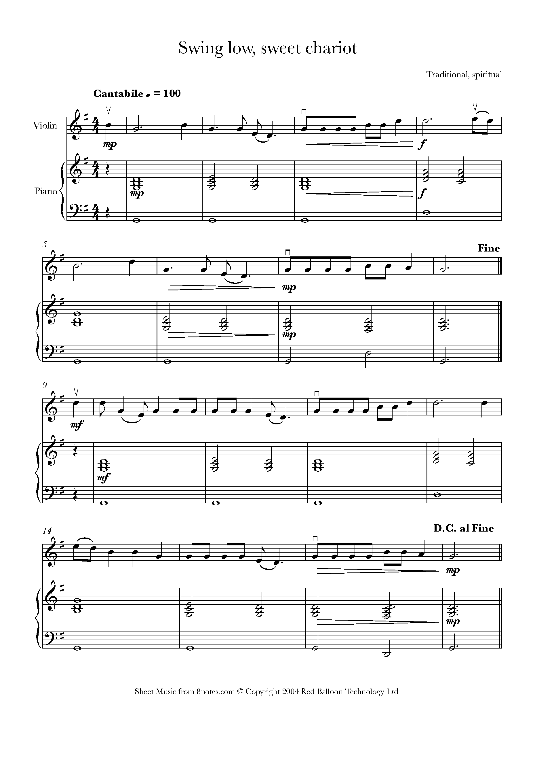 Free Violin Sheet Music, Lessons & Resources - 8notes com
