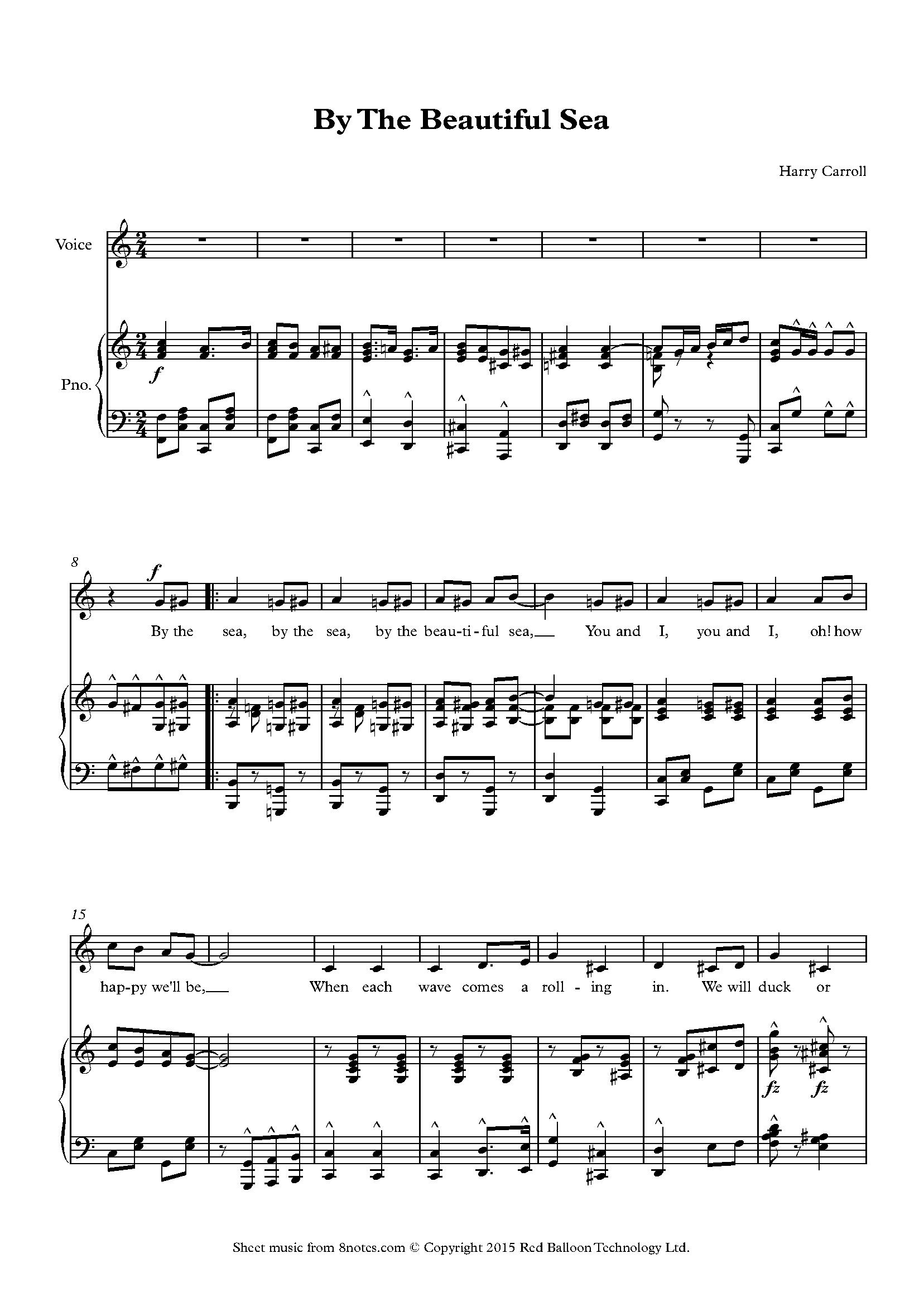 Free Vocal Sheet Music Antaexpocoaching