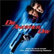 Die Another Day soundtrack cover