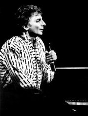 Barry Manilow in 1990