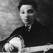 Django Reinhardt as a boy