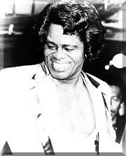 James Brown, otherwise known as Soul Brother Number One, Mr. Dynamite, and The Hardest Working Man in Show Business