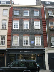Handel House at 25 Brook Street, London