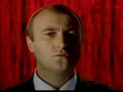 "Phil Collins from his 1984 music video ""Against All Odds (Take A Look At Me Now)"""