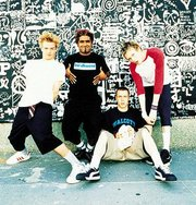 Sum 41, early