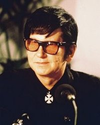 Roy Orbison was inducted into the Rock and Roll Hall of Fame in 1987.
