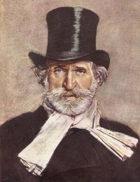 Giuseppe Verdi, by , 1886 (National Gallery of Modern Art, Rome)