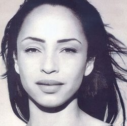 Sade on the cover of her  collection Best of Sade