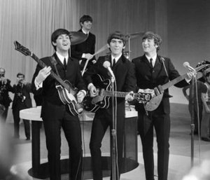 Originally, The Beatles