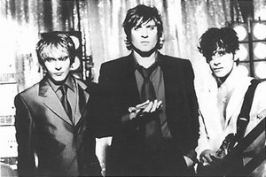 In 1997, the band lost its final Taylor; the trio was now Rhodes, Le Bon, and Cuccurullo.