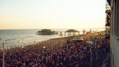 The Big Beach Boutique II, 17th July, 2002.