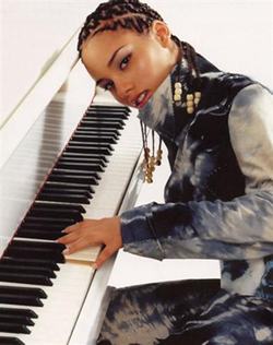 Alicia Keys biography - 8notes.