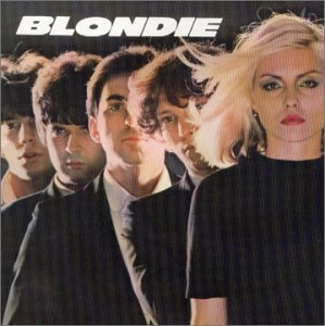 "Cover of the 1976 album ""Blondie"""