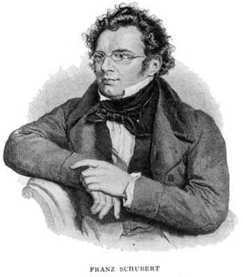 Franz schubert biography 8notes com