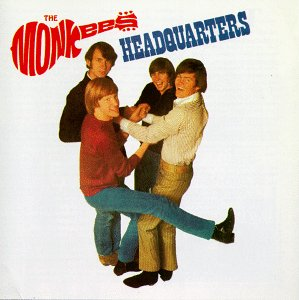 Headquarters album cover, 1967