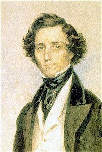 Felix Mendelssohn wrote his first  at the young age of fifteen.