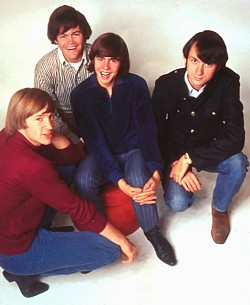 The Monkees in 1967